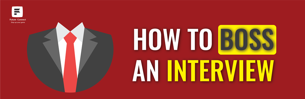 How to Boss an Interview